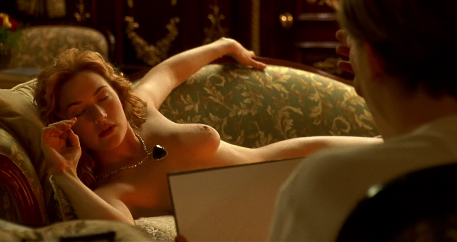 Kate Winslet Naked On Titanic 100