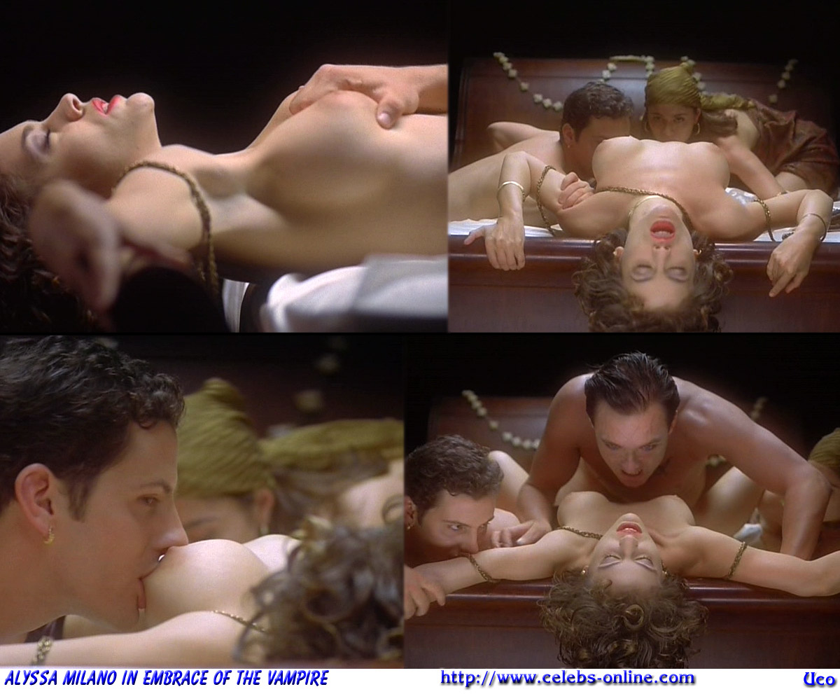 Embrace of the vampire sex scenes sexy thumbs