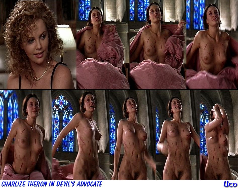 Devils advocate nude scene clip know site