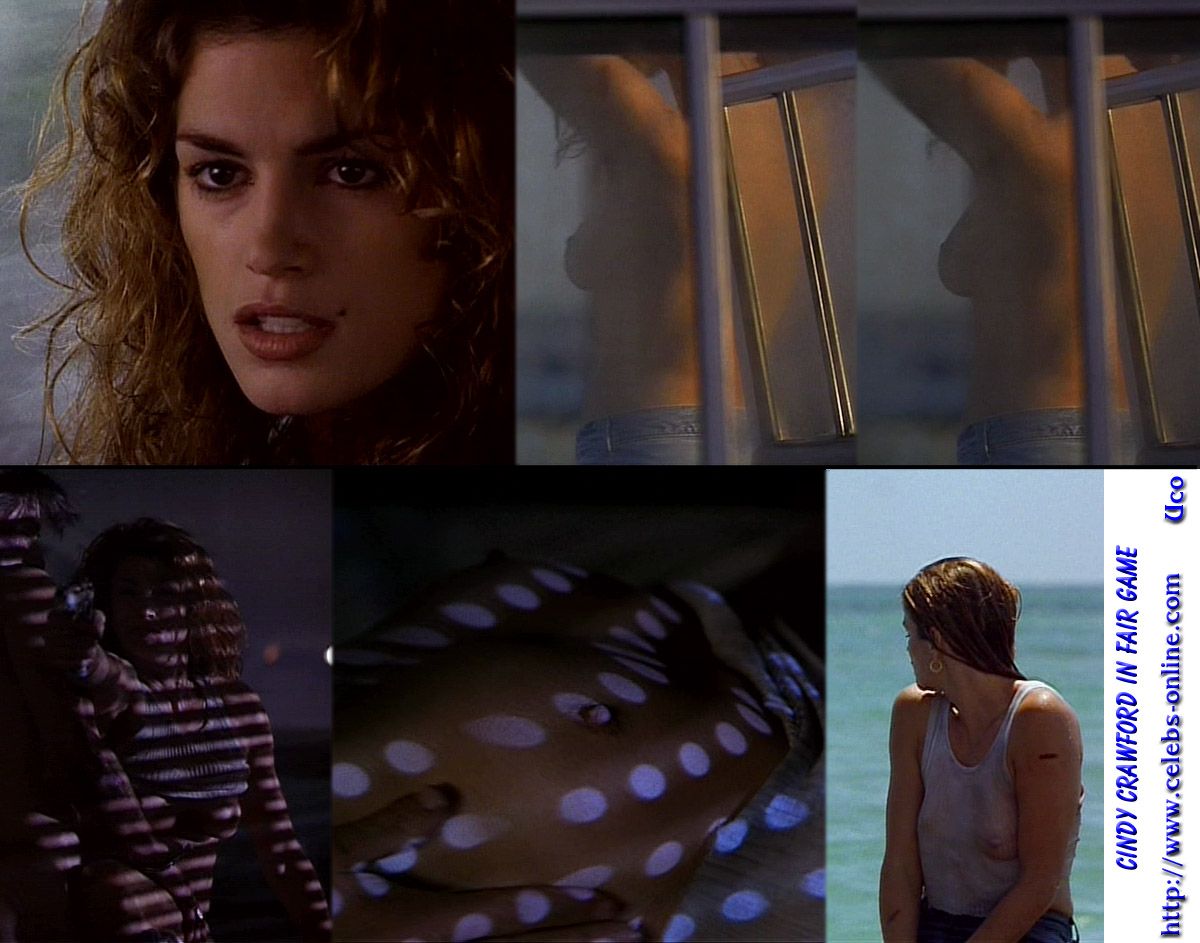 Cindy crawford fair game sex scene simply magnificent