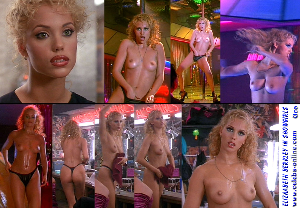 Elizabeth berkley nude movie pics for