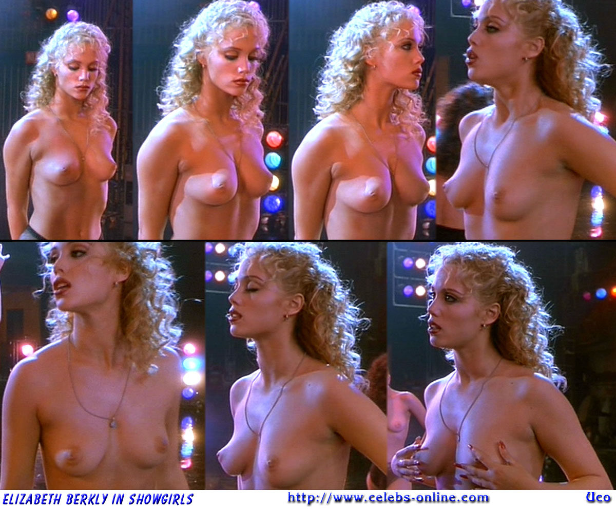 Elizabeth berkley nude scenes showgirls hd 3
