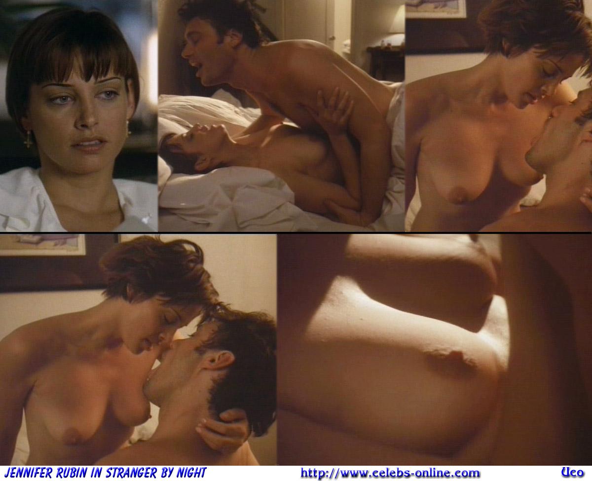 Jennifer rubin nude in movies speaking