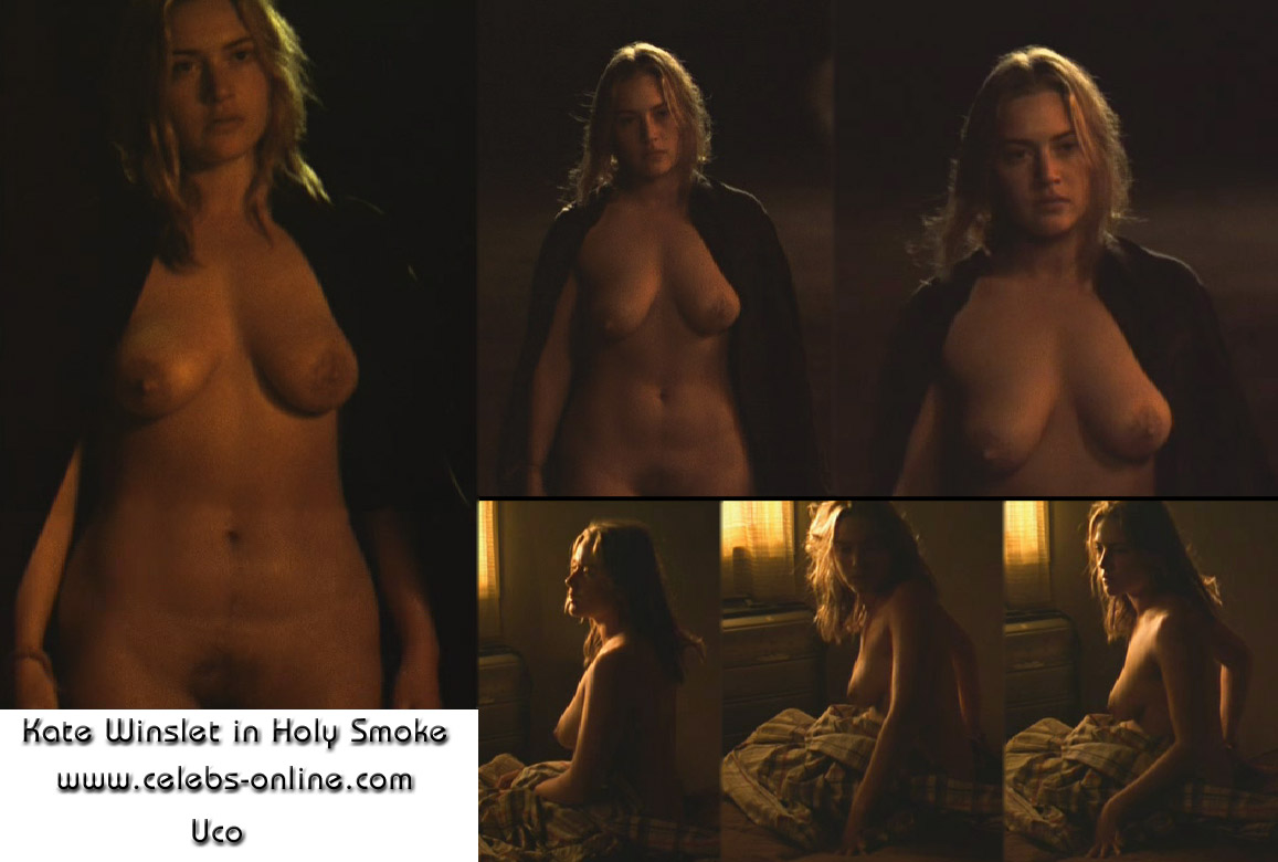 Really. Katewinslet holysmoke sexy nude images