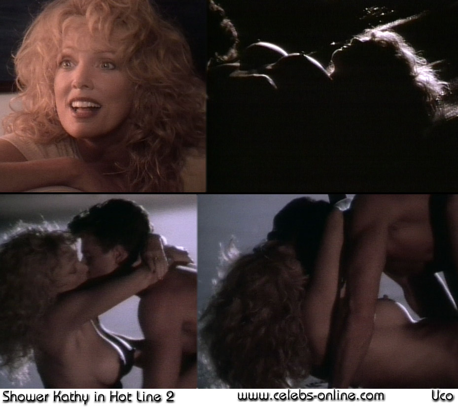 free nude celebrity vidcaps from movie Hot Line 2