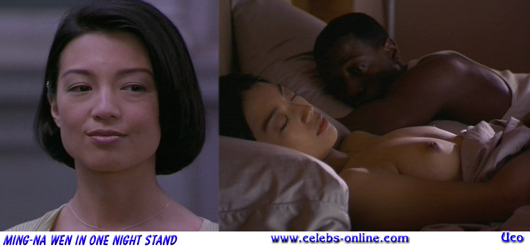image Mingna wen one night stand