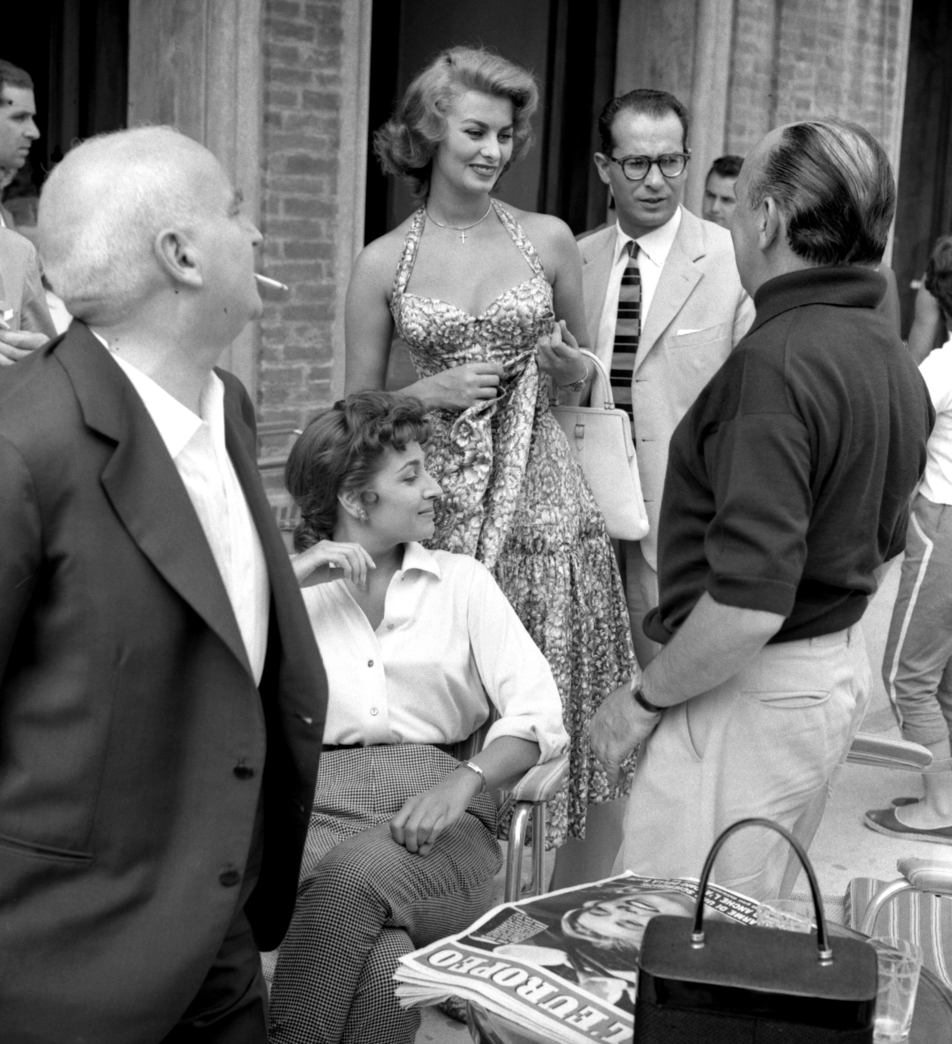 Sophia Loren - Unknown...