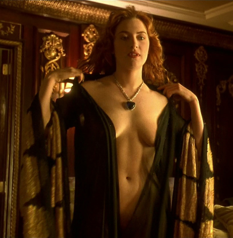 Kate Winslet On Why She Refuses To Sign Photos Of Titanic Nude Sketch