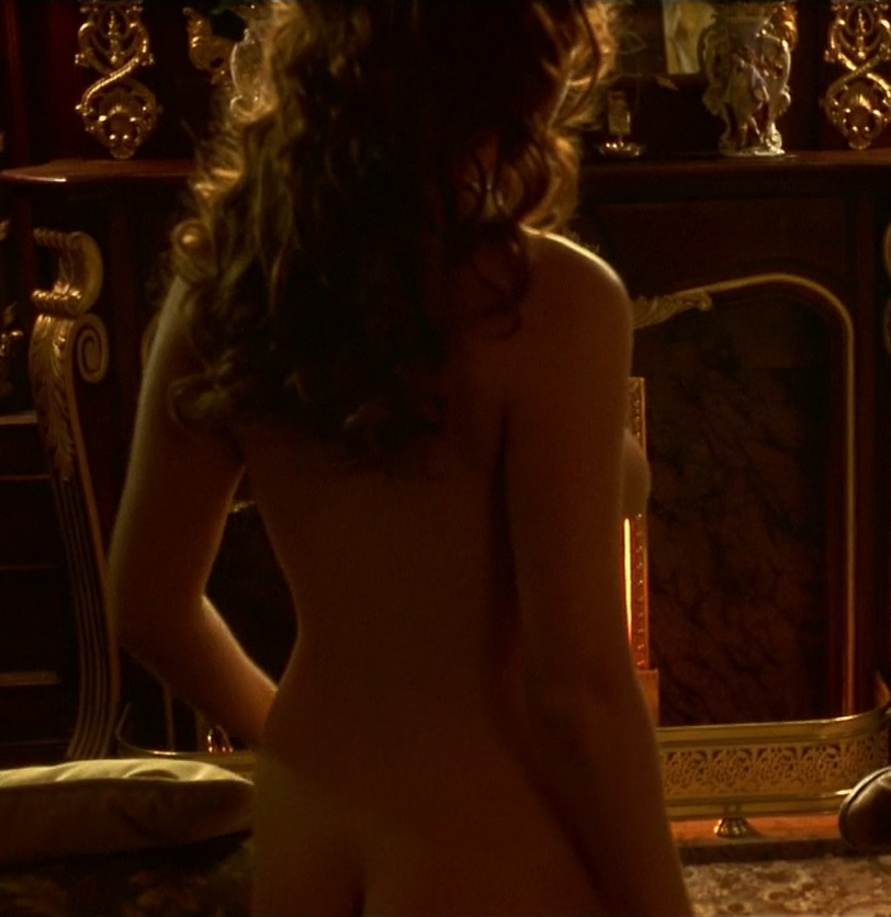 Naked scene from titanic, sexy naked half black and white chick