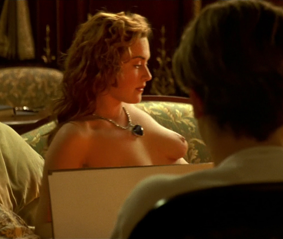 Kate winslet's titanic nude scene restored for indian re