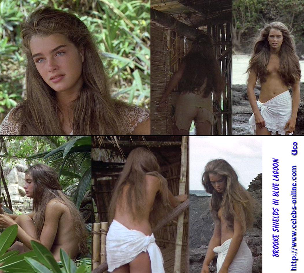 Brooke shields nude aznude