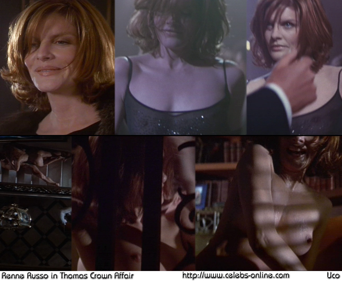 Rene russo nude in the thomas crown affair
